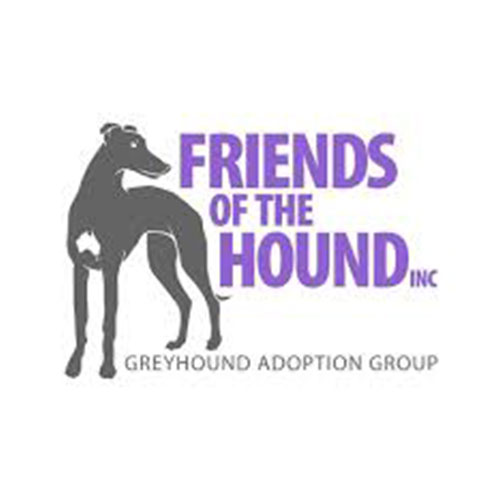 Friends of the Hound Inc logo.